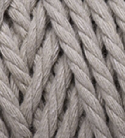 Macrame Rope 5mm - טבעי - טבעי