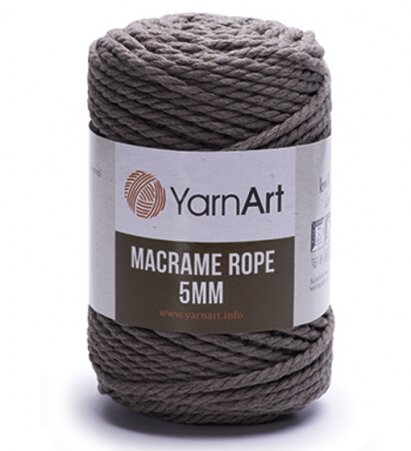 Macrame Rope 5mm -  -